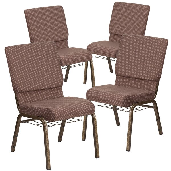 MacArthur Upholstered Guest Chair (Set of 4) by Ebern Designs