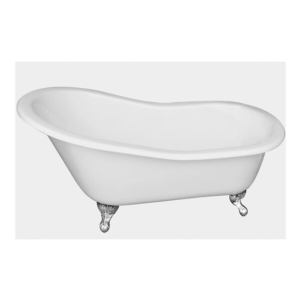67 x 29 Freestanding Soaking Bathtub by Cahaba Classics