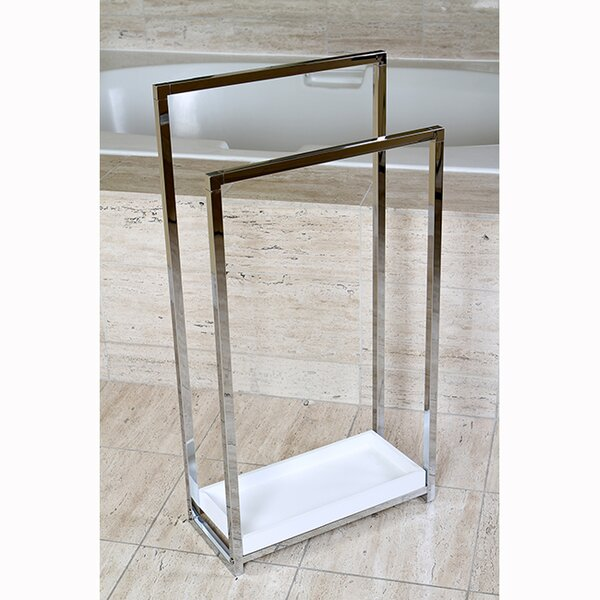 Edenscape Free Standing Towel Stand by Kingston Brass