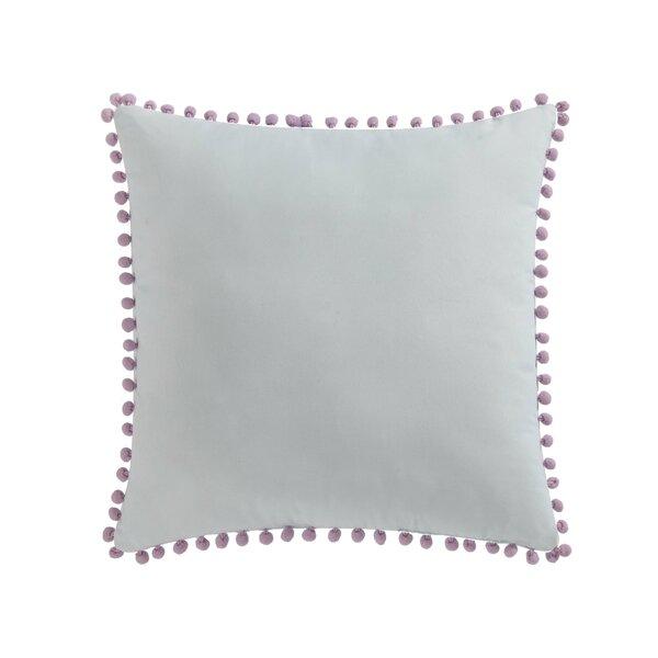 Darin Pom Pom Throw Pillow by Viv + Rae