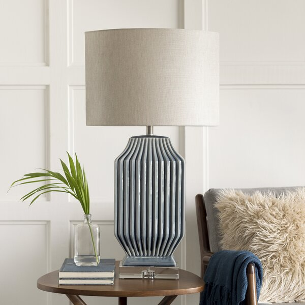 Creeve 34.5 Table Lamp by Canora Grey