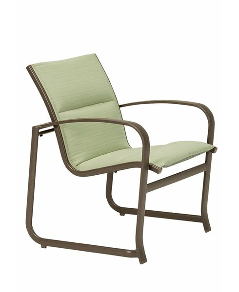 Spinnaker Patio Dining Chair by Tropitone