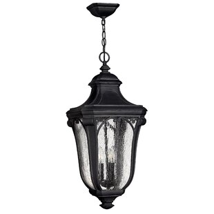 Check Prices Trafalgar 3-Light Outdoor Hanging Lantern By Hinkley Lighting