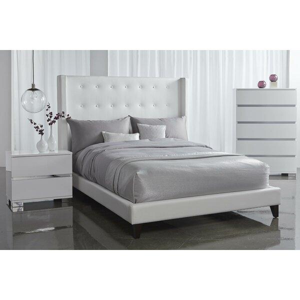 Rieke Upholstered Platform Bed by Mercer41