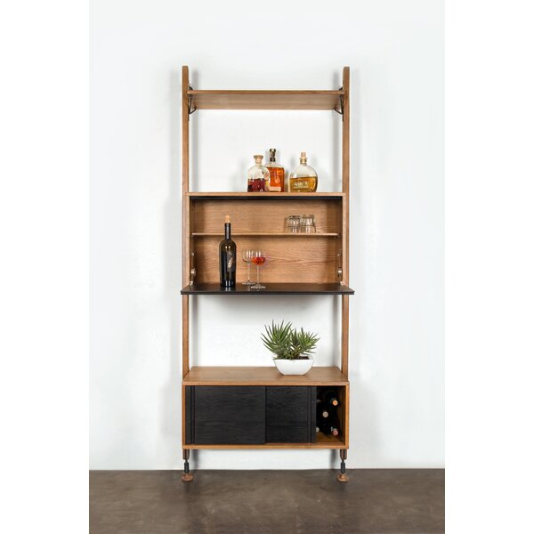 Lowes Standard Bookcase by Brayden Studio