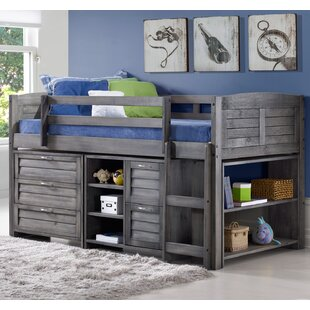 Full Twin Bunk Loft Beds You Ll Love Wayfair