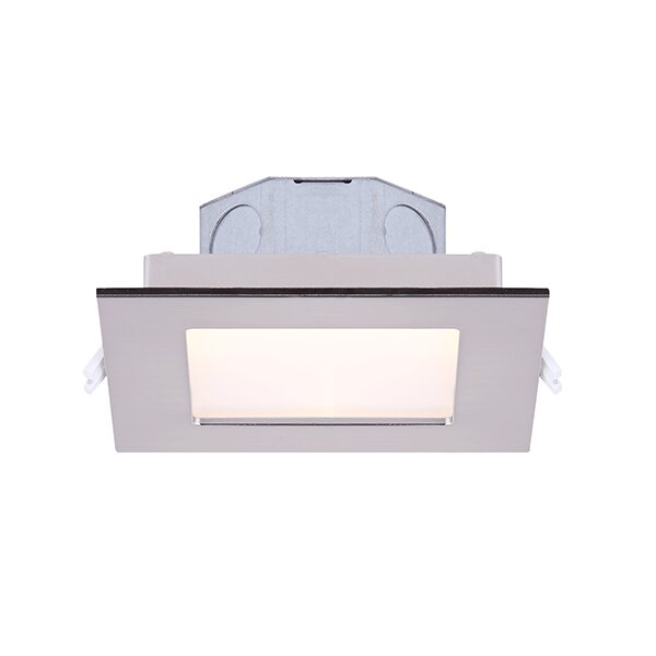 4 LED Recessed Lighting Kit by Canarm