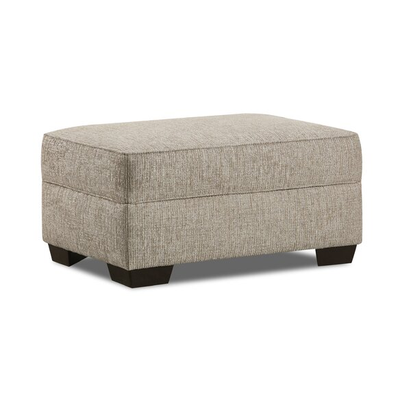 Cleaver Storage Ottoman by Darby Home Co