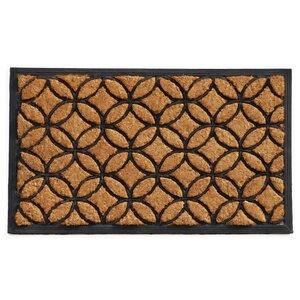 Deford Circles Doormat
