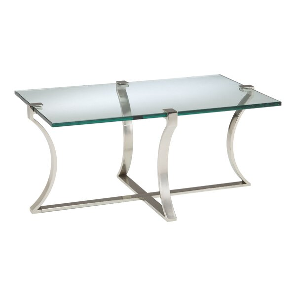 Brackett Coffee Table by House of Hampton