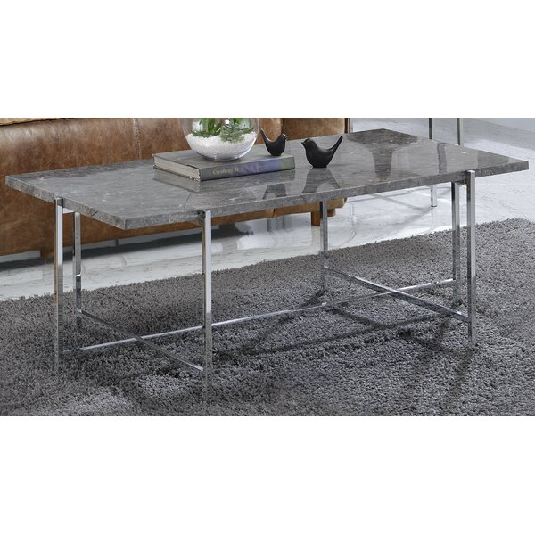 Nadia 3 Piece Coffee Table Set By Andrew Home Studio