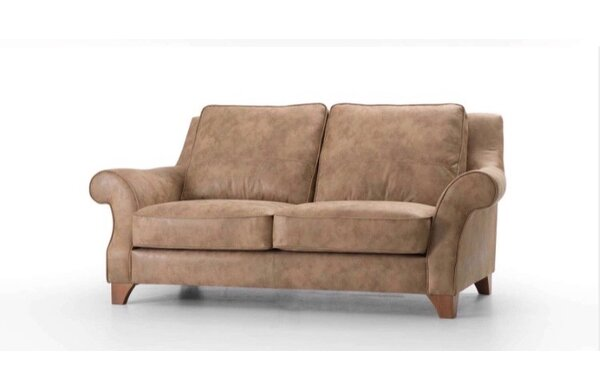 Swilley Leather Loveseat by Red Barrel Studio