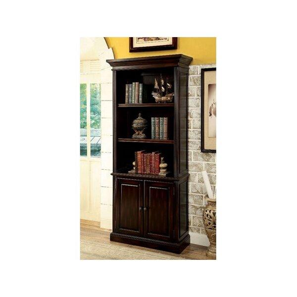 Peralez Standard Bookcase by Alcott Hill