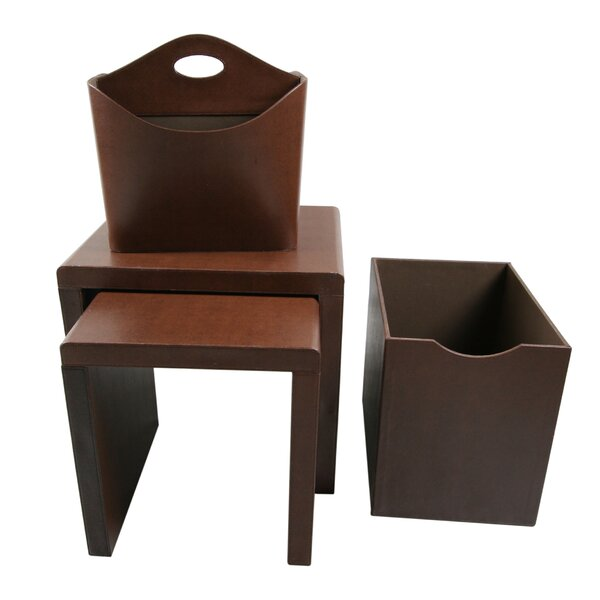 4 Piece Nesting Table by Upscale Designs by EMA