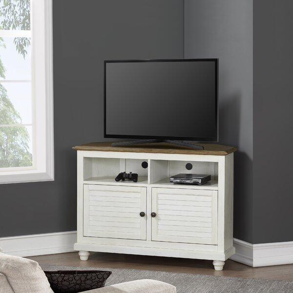 Eduardo Corner TV Stand For TVs Up To 42