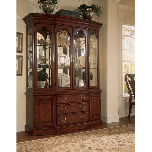 Staas China Cabinet Base by Astoria Grand