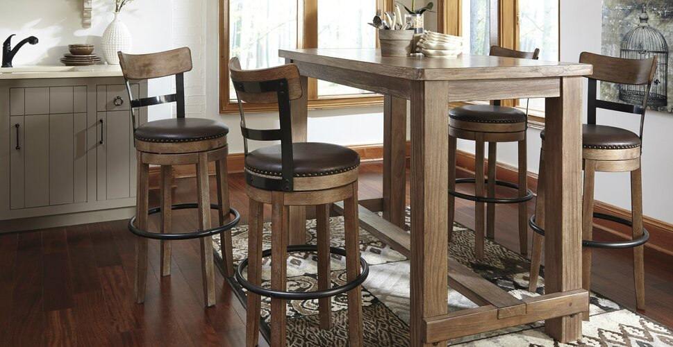 Industrial BarstoolsBar Stools You ll Love   Wayfair. Should Your Bar Stools Match Your Dining Chairs. Home Design Ideas