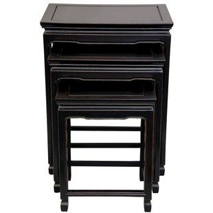 Deals 3 Piece Nesting Tables ByOriental Furniture