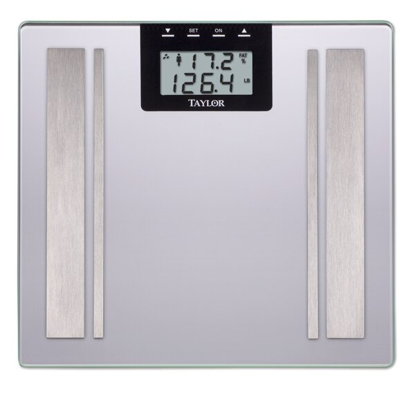 Digital Body Fat Bath Scale by Taylor