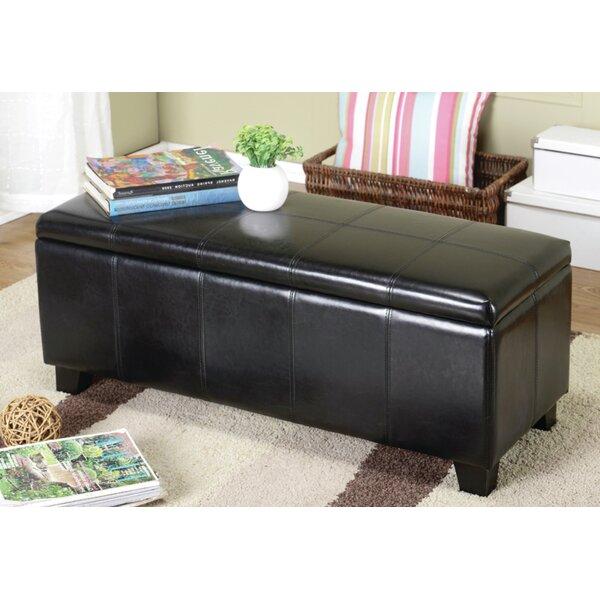 Ruxt Upholstered Bench by Latitude Run
