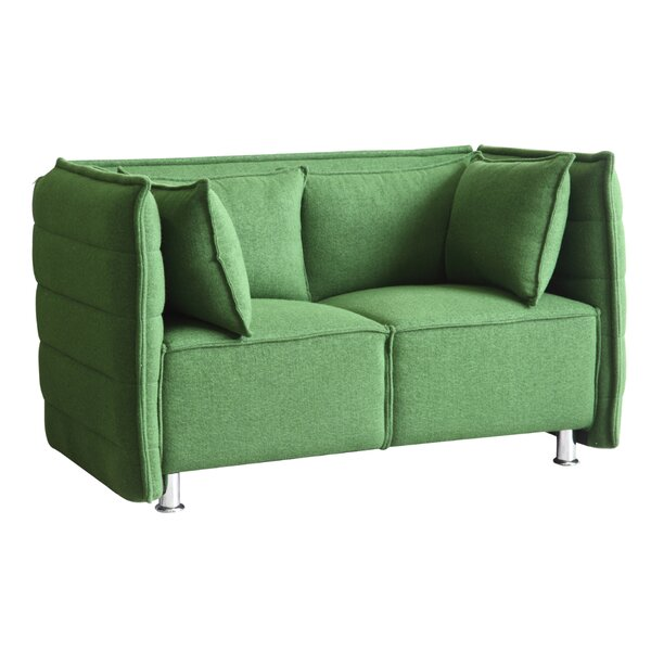 Chesterfield Loveseat by Fine Mod Imports