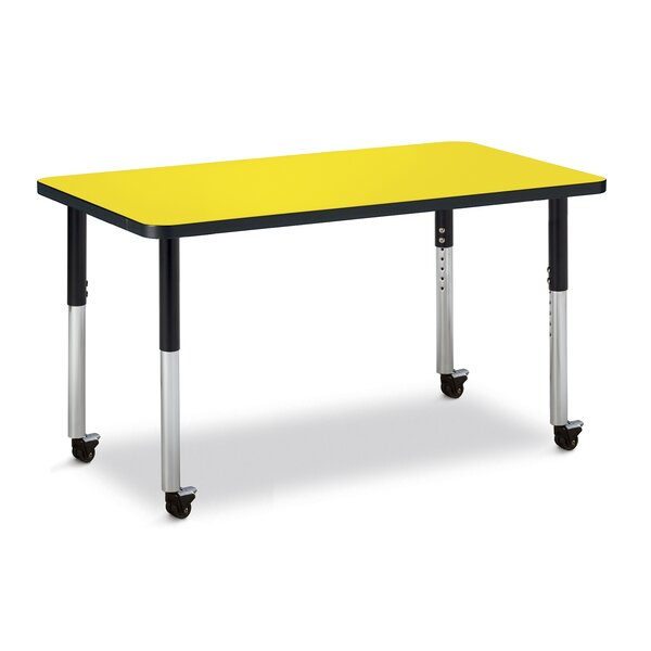 Berries® Rectangular Activity Table by Jonti-Craft