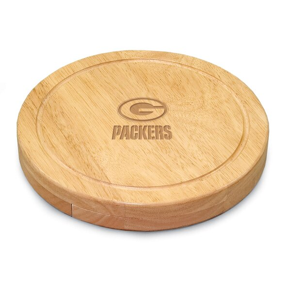 NFL Circo Engraved Cheese Board by TOSCANA™