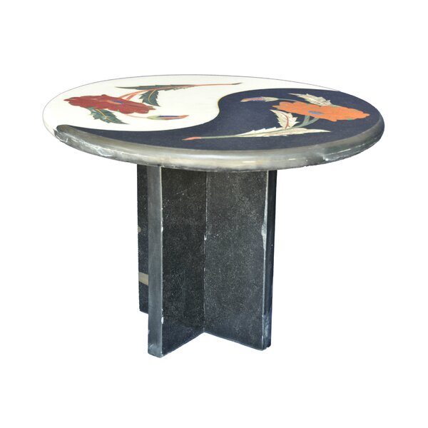 Alyn Stone/Concrete Side Table