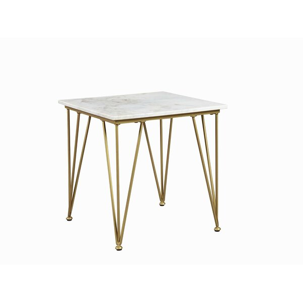 Hadley End Table by Canora Grey Canora Grey