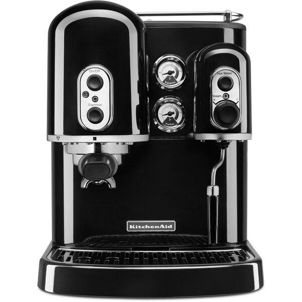 Pro Line Manual Coffee & Espresso Maker by Kitchen