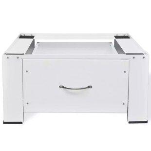 Washing Machine Laundry Pedestal by VidaXL
