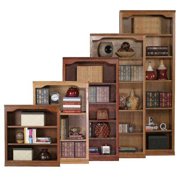 Emilie Open Standard Bookcase by Mistana
