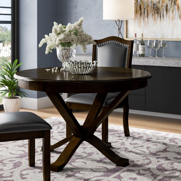 William Dining Table By Latitude Run Wonderful