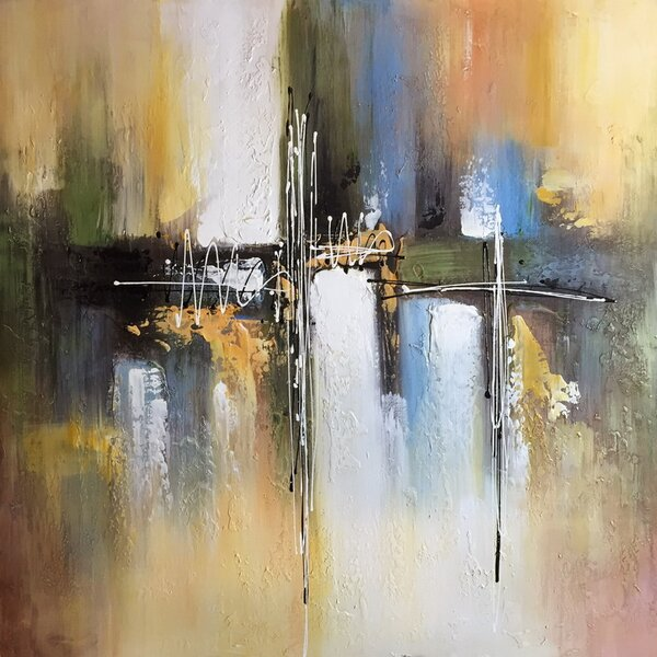 Abstract Painting by Corrigan Studio