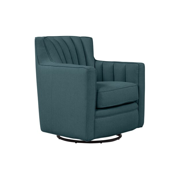 Bima Swivel Armchair by Zipcode Design Zipcode Design