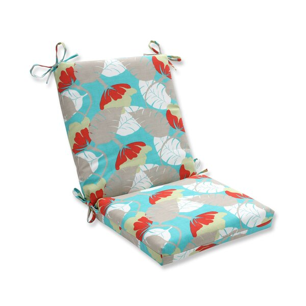 Outdoor Pillow Perfect  Indoor/Outdoor Dining Chair Cushion