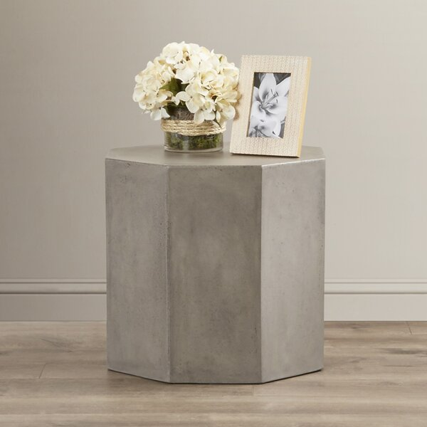 Larson End Table by Comm Office