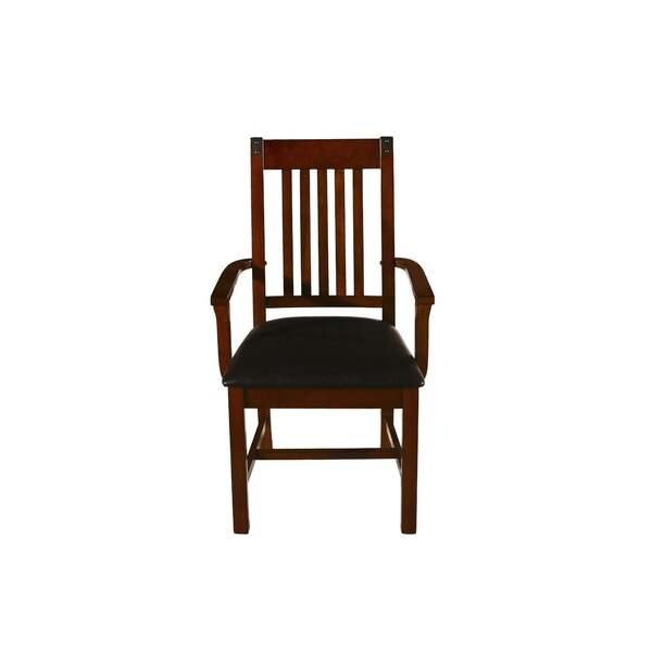 Buckley Upholstered Dining Chair (Set of 2) by Millwood Pines