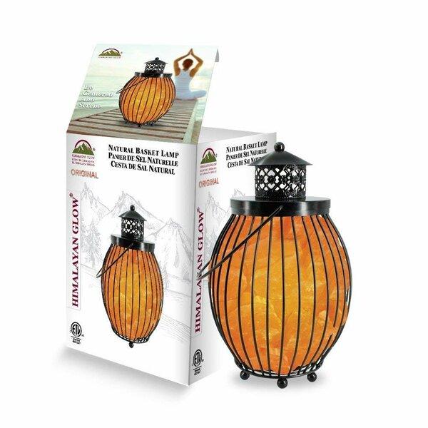 Baltimore Himalayan Glow 11 Salt Lamp (Set of 2) by World Menagerie