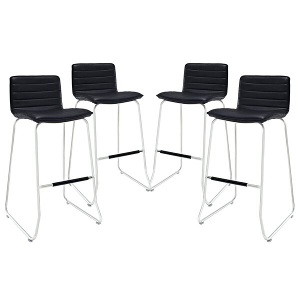 Troy 30 5 Bar Stool Set Of 4 By Wade Logan ♍ Footstool