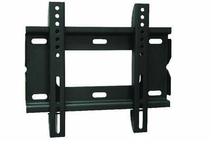 Flat TV Fixed Wall Mount for 19-37 LED/LCD/Plasma by MonMount