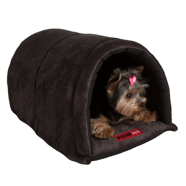 Luxury Tunnel Pet Bed by Posh365