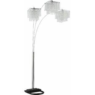 84 Tree Floor Lamp By Wildon Home