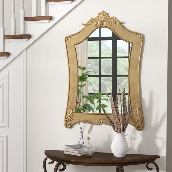 Penrith Accent Mirror by Alcott Hill