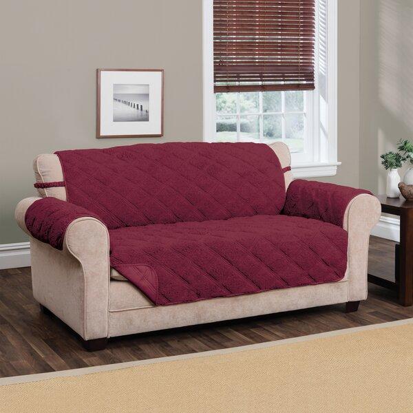 Sherpa Waterproof Sofa Slipcover By Winston Porter
