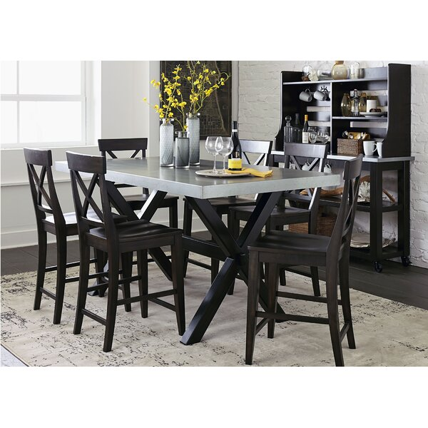 Gardner 7 Piece Dining Set by August Grove