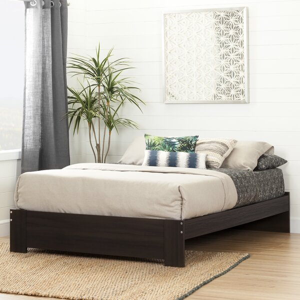 Reevo Platform Bed by South Shore