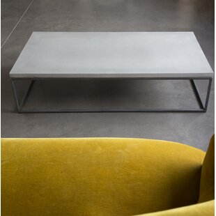 Modern Perspective Coffee Table Lyon Beton