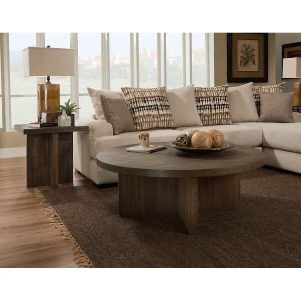 Godwin Rustic Coffee Table by Brayden Studio