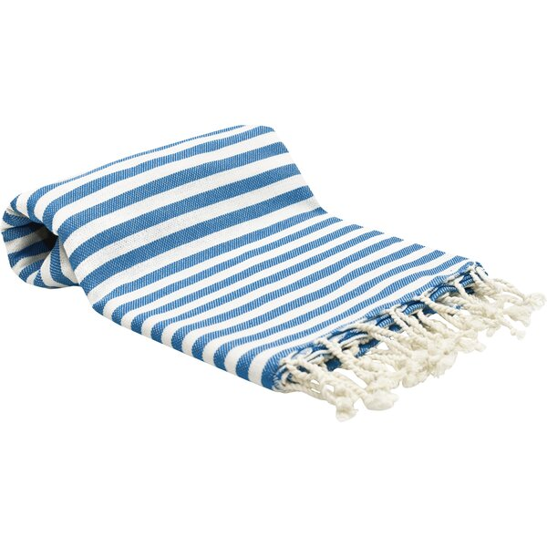 Peshtemal Fouta Turkish Cotton Bath Towel by Beachcrest Home